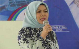Intan Fauzi: Pemindahan Ibu Kota Jangan Membebani Anggaran Negara - JPNN.com