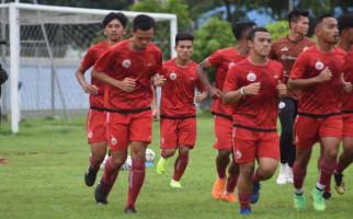 Program Latihan Persija Jalan Terus Meski Pelatih di Brasil - JPNN.com