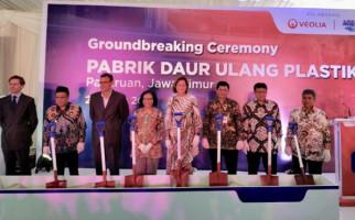 Veolia Bangun Pabrik Daur Ulang Plastik Terbesar di Indonesia - JPNN.com
