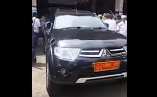 Kabar Terkini soal Mobil Berpelat TNI Angkut Logistik Relawan Prabowo - Sandi - JPNN.com