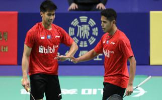 Kalah dari Jepang 0-3, Indonesia Kandas di Semifinal Badminton Asia Mixed Team Championships - JPNN.com