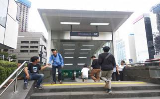 Anda Ingin Jualan di Stasiun MRT? Siapkan Uang Rp1,3 Juta per Bulan - JPNN.com