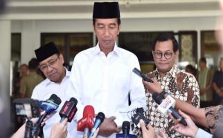 Usai Keliling Berkampanye, Jokowi Sebut Masyarakat Masih Butuh Infrastruktur - JPNN.com