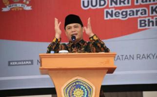 PDIP Ingin Pimpinan MPR Ada dari Unsur Parpol Koalisi Adil Makmur - JPNN.com