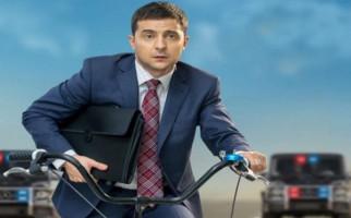 Pelawak Kalahkan Petahana di Pilpres Ukraina - JPNN.com