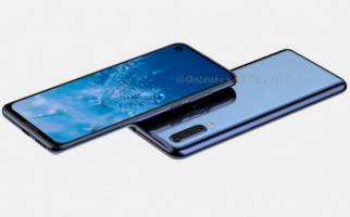 Gambar Terkaan Calon Motorola G8, Sebagian Mirip One Vision - JPNN.com