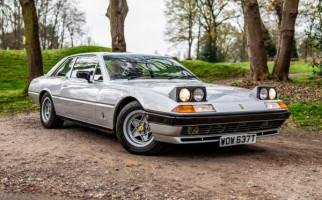 Ferrari 400 GT Lawas Dijual, Harganya Hampir Setara Porsche - JPNN.com