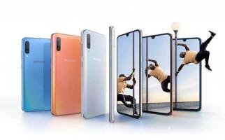 Samsung Galaxy Seri A Terbaru Siap Gedor Segmen HP Menengah - JPNN.com