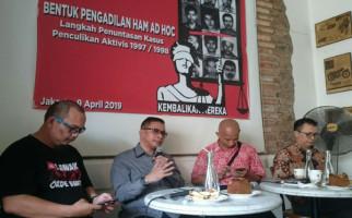 Rumah Gerakan 98: Jangan Pilih Presiden dengan Sejarah Kelam - JPNN.com