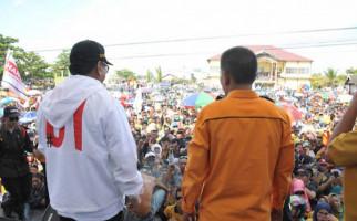 OSO Hadirkan Tiga Artis Nasional Saat Kampanye Hanura di Sukadana dan Ketapang - JPNN.com