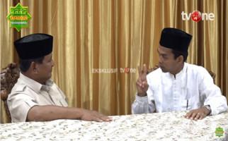 Ustaz Abdul Somad: Saya bukan Fan Pak Prabowo - JPNN.com