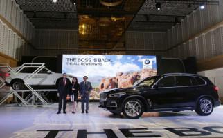Kupas Spesifikasi BMW X5 2019 Berbanderol Hampir Rp 1,5 Miliar - JPNN.com