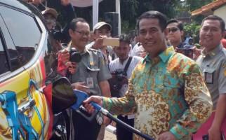 Jokowi Dorong Indonesia Bisa Produksi Biodiesel 100 Persen dari Sawit - JPNN.com