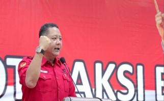 Jaga Kotak Suara, Kader PDIP Surabaya Siap Tidur di Kantor Kecamatan - JPNN.com