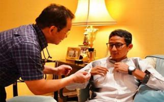 Soal Ajakan Jokowi, Begini Respons Sandiaga - JPNN.com