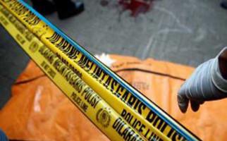 Pembunuh Ibu Kandung Ketakutan Sering Didatangi Almarhumah Lewat Mimpi - JPNN.com