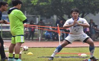 Kondisi Terkini Achmad Jufriyanto di Persib - JPNN.com