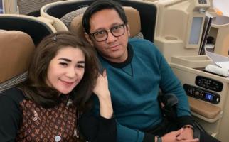 4 Bulan Vakum, Akun Instagram Istri Andre Taulany Aktif Lagi, tapi.. - JPNN.com