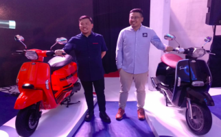 Lambretta Resmi Rilis Dua Produk Baru di Indonesia, Cek Harganya - JPNN.com