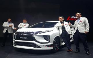 Aksesori Baru di Mitsubishi Xpander Limited Tak Dijual Terpisah - JPNN.com
