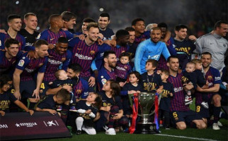 Siapa Mampu Raih Treble Winners, Ajax atau Barcelona? - JPNN.com