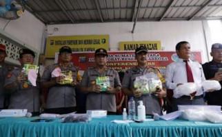 Dua WN Malaysia Penyeludup Narkoba Tewas Ditembak di Medan - JPNN.com