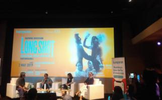 Menlu Retno, Najwa Shihab dan Stafsus Presiden Hadiri Pemutaran Film Long Shot - JPNN.com