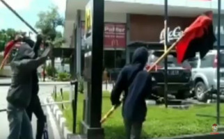 19 Orang Kelompok Anarcho Syndicalism Ditangkap - JPNN.com