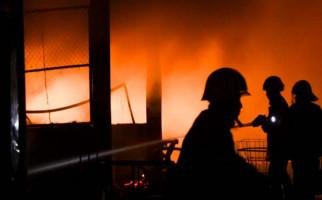 Cobaan Apa Ini, Ditinggal Mudik, Rumah Terbakar - JPNN.com