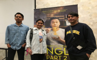 Geisha Sumbang Kunci Cinta untuk Film Raditya Dika - JPNN.com
