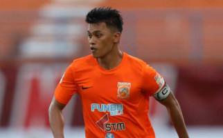 Perbandingan Performa Bintang Borneo FC Lerby Eliandry dan Matias Conti - JPNN.com