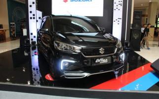 Pemesanan Suzuki Ertiga Terbaru Moncer dalam 11 Hari - JPNN.com