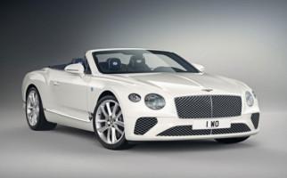 Continental GT Convertible Bavaria, Kado Mulliner untuk Bentley Jerman - JPNN.com