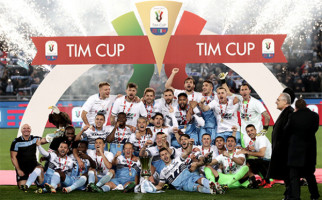 Taklukkan Atalata, Lazio Juara Coppa Italia Untuk Ketujuh Kali - JPNN.com