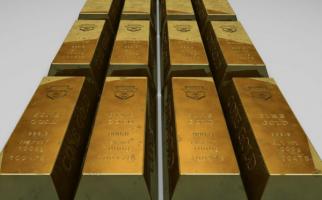 Harga Emas Kian Berkilau, Rekor dalam Lebih 6 Tahun - JPNN.com