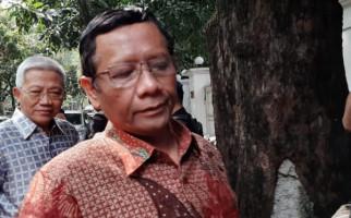 Mahfud Bantah Masuk Tim Hukum Menkopolhukam - JPNN.com