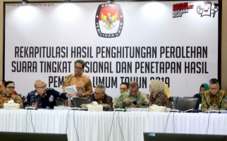 Rekapitulasi Selesai, Saksi Prabowo Tak Sekalipun Teken Surat Pengesahan Suara - JPNN.com