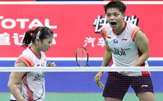 Cerita Greysia dan Apriyani tentang Kemenangan Keempat Indonesia atas Inggris - JPNN.com
