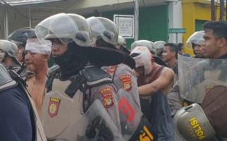 Pria Kidal Gondrong Masih Misteri, Polisi Kejar Komandan Lapangan Kerusuhan 22 Mei - JPNN.com