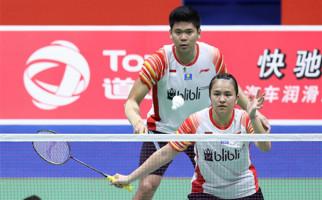 Susah Payah Kalahkan Taiwan, Indonesia Ketemu Jepang di Semifinal Sudirman Cup 2019 - JPNN.com