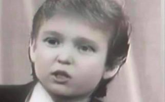 Apa Benar Anak Imut ini Adalah Wajah Trump Waktu Kecil ? - JPNN.com