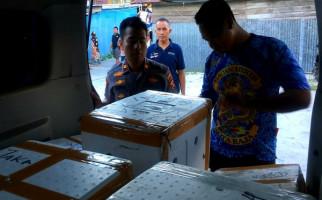 Penyeludupan 1.200 Ekor Kepiting Bertelur ke Malaysia Kembali Digagalkan Polairud - JPNN.com