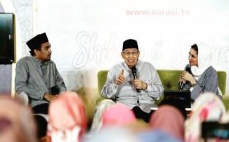 Glenn Fredly: Saya Diberkati oleh Tausiah Quraish Shihab - JPNN.com