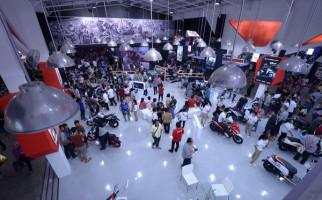 IIMS Motobike Expo 2019 Catatkan Transaksi Rp 11 Miliar - JPNN.com