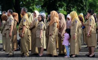 PNS Telanjur Mudik, Boleh Upacara Hari Lahir Pancasila di Kampung, Difoto ya - JPNN.com
