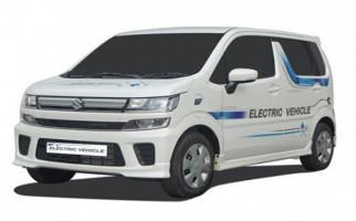 Suzuki Siapkan Wagon R Listrik Tahun Depan, Harga Mulai Rp 137 Jutaan - JPNN.com
