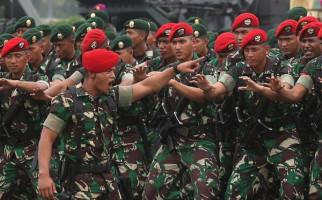Ryamizard: Walau Prajurit Kopassus TNI AD Buntung, Tetap Kembali Lagi Perang - JPNN.com