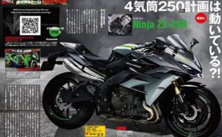 Penasaran Menunggu Gebrakan Kawasaki Ninja 250 4 Silinder - JPNN.com