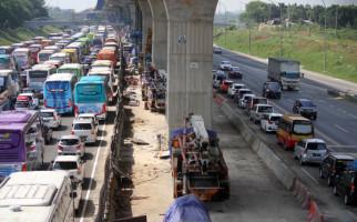 Siap-siap Macet, Rekonstruksi Tol Jakarta-Cikampek KM 26 Arah Cikampek Berlanjut - JPNN.com