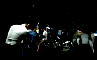 2 Ormas Bentrok di Pasar Kebon Kembang Gegara Berebut Lahan Parkir - JPNN.com